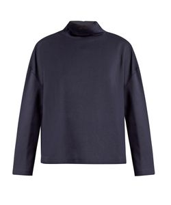 Acne | Lorma Roll-Neck Cotton Top
