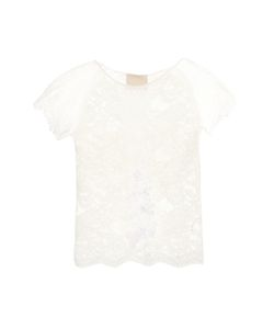 LOYD/FORD | -Appliqué Lace Top