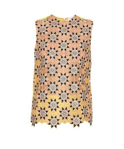 Jonathan Saunders | Jessica Guipire-Lace Sleeveless Top