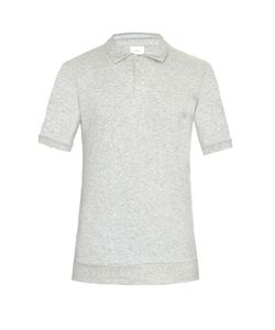 THE WHITE BRIEFS | Maier Cotton Polo Shirt