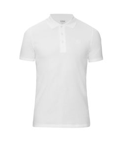 Loewe | Logo-Embroidered Polo Shirt