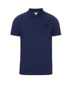 Loewe | Logo-Embroidered Cotton-Piqué Polo Shirt