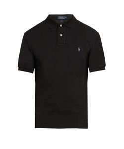 Polo Ralph Lauren | Slim-Fit Cotton-Mesh Polo Shirt