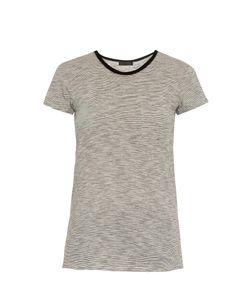 ATM | Striped Cotton T-Shirt