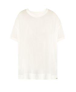 YOHJI YAMAMOTO REGULATION | Oversized Round-Neck Jersey T-Shirt