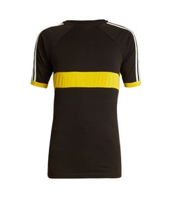 WALES BONNER | George Striped Cotton T-Shirt