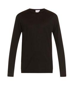 Sunspel | Long-Sleeved T-Shirt