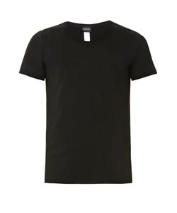 Hanro | Crew-Neck Cotton-Jersey T-Shirt