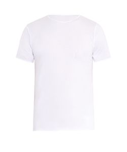THE WHITE BRIEFS | Earth Cotton T-Shirt