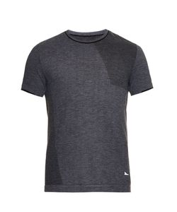 BRANDBLACK | Short-Sleeved Performance Top
