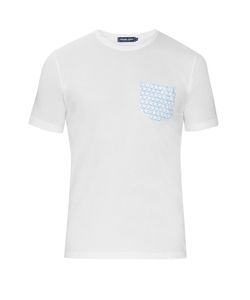 FRESCOBOL CARIOCA | Patch-Pocket Cotton-Jersey T-Shirt