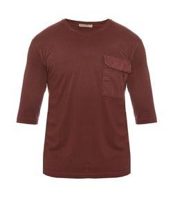 Bottega Veneta | Patch-Pocket Cotton T-Shirt