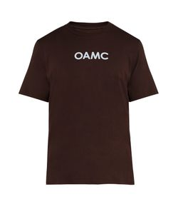 OAMC | Logo-Print Cotton T-Shirt