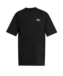 VETEMENTS | Unidad Hombres-Embroidered T-Shirt