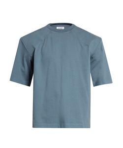 VETEMENTS | Football-Shoulder T-Shirt