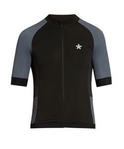 HUEZ | Champ 1 Zip-Through Jersey Performance Top