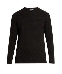 Fanmail | Waffle-Knit Cotton Sweater