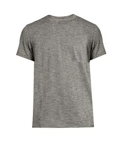 A.P.C. X OUTDOOR VOICES | Flat Iron Technical-Jersey Performance T-Shirt