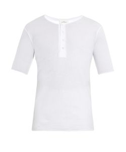 THE WHITE BRIEFS | Oat Organic-Cotton T-Shirt