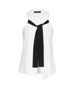 Proenza Schouler | Pleated Crepe Top