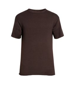 SIMON MILLER | Kohide Crew-Neck Cotton-Knit T-Shirt