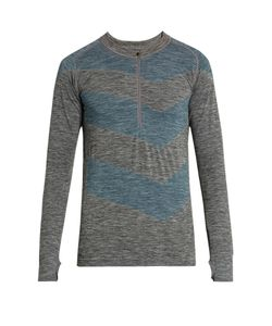 EVERY SECOND COUNTS | Zoom Long-Sleeved Performance T-Shirt