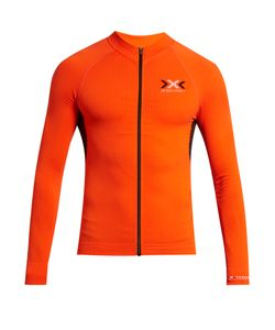 X-BIONIC | The Trickreg Long-Sleeved Zip-Up Performance Top