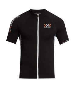 X-BIONIC | The Trickreg Short-Sleeved Zip-Up Performance Top
