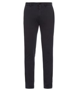 Moncler | Classic Stretch-Cotton Chino Trousers