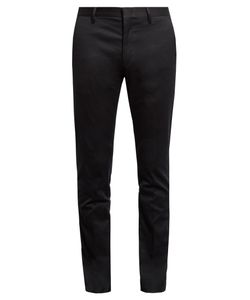 Paul Smith | Stretch-Cotton Chino Trousers