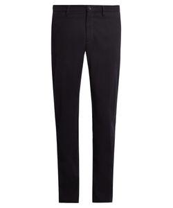 Ermenegildo Zegna | Cotton Straight-Leg Chino Trousers