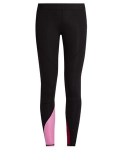 SALT GYPSY | Contrast-Panel Performance Leggings