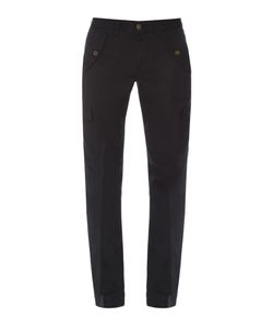 Michael Bastian | Belair Stretch-Cotton Trousers