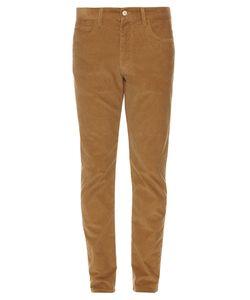 Gucci   Slim-Leg Corduroy Trousers