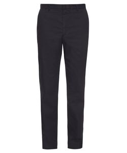 Rag & Bone | Salute Grant Slim-Leg Cotton Trousers