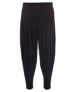 HOMME PLISSE ISSEY MIYAKE | Dropped-Crotch Pleated Trousers