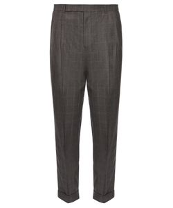 Paul Smith | Pleated-Front Tapered Wool Trousers