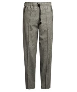 RAEY | 1970s Prince Of Wales-Checked Track Pants