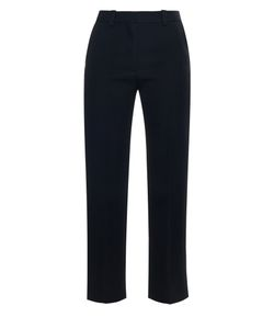 Maison Margiela | Cropped Wool Trousers