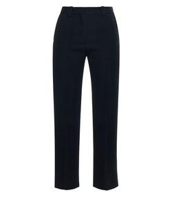 Maison Margiela | Cropped Wool Trousers