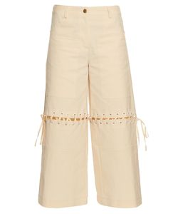 Rosie Assoulin   In It Together Cotton-Blend Trousers
