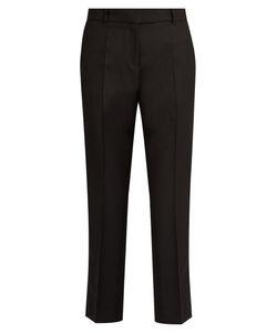RACIL | Aries Slim-Leg Wool Trousers
