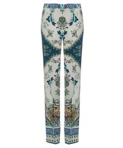 Etro | Paisley-Print Silk-Crepe Trousers