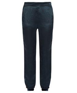 Sonia Rykiel | Slim-Leg Satin Trousers