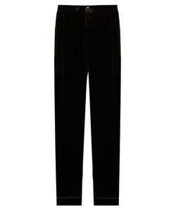 F.R.S | Etere Relaxed-Fit Velvet Pyjama Trousers