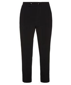 Marni | Straight-Leg Stretch-Crepe Trousers
