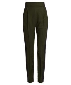 Haider Ackermann | Proud High-Waisted Wool Trousers