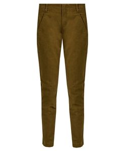 A.L.C. | Jepson Mid-Rise Slim-Fit Trousers