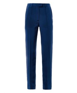 TRAGER DELANEY | Silk Tailored Trousers