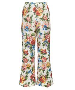 Emilia Wickstead | Sammy Woven Gazar Trousers